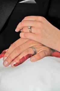 Marriage hands