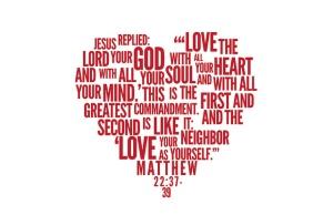 Heart Commandment